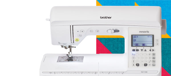 Brother 1100 Sewing machine