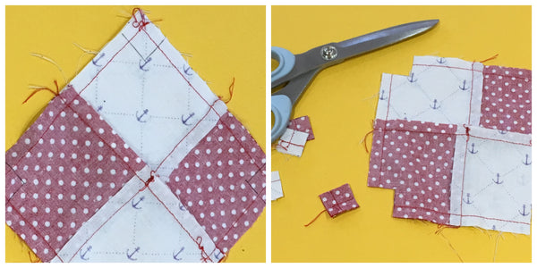 learn to sew pin cushion tutorial crafty sew and so