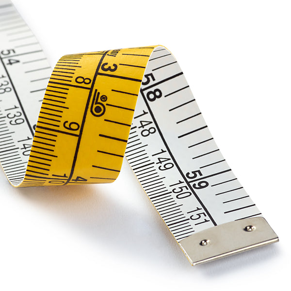 Prym Tape Measure, Yellow
