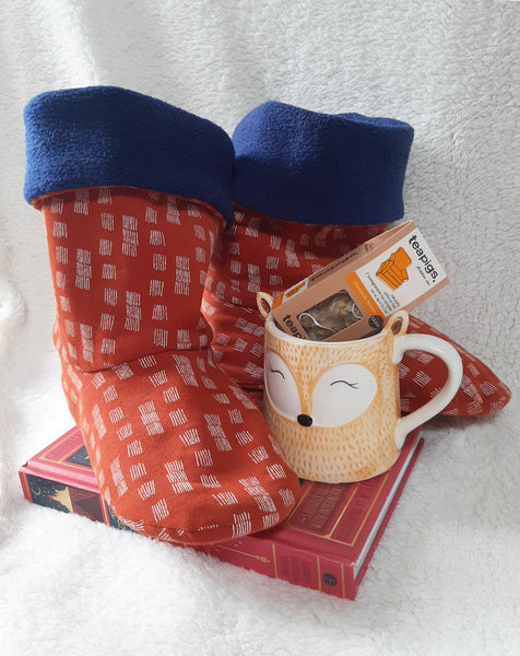 Crafty Sew & So Cosy Slipper Boot Paper Pattern