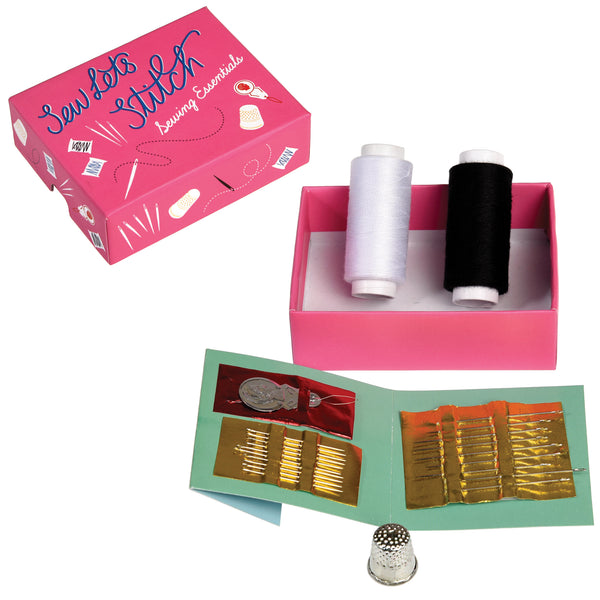 Sew Lets Stitch Sewing Essentials Kit