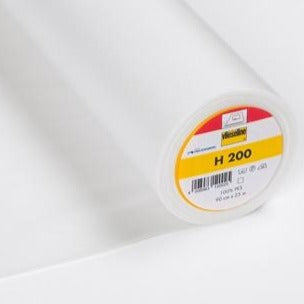 Medium Weight Non-Woven Interfacing Vilene H200 Fusible