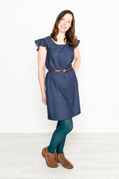 Dressmaking: Sew a Simple Dress