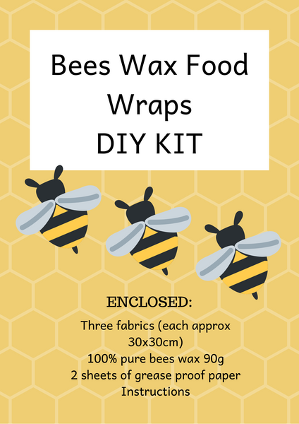 Wax Wrap Kits
