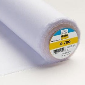 Medium Weight Woven Interfacing Vilene G700 Cotton Fusible