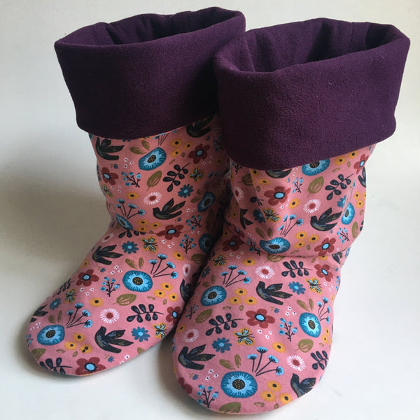 Live Online Workshop - Slipper boots