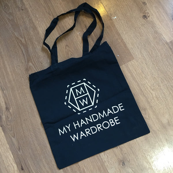 My Handmade Wardrobe Tote Bag