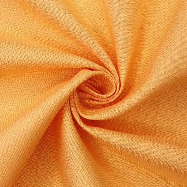 Apricot Wide Craft Cotton
