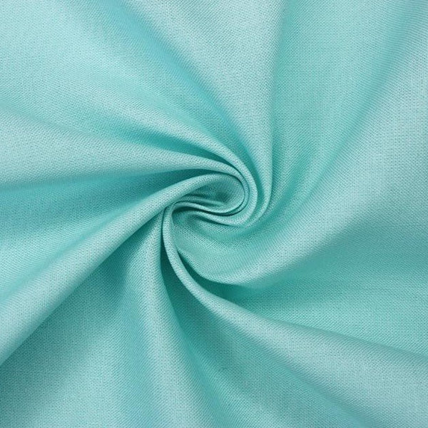 Light Turquoise Wide Craft Cotton
