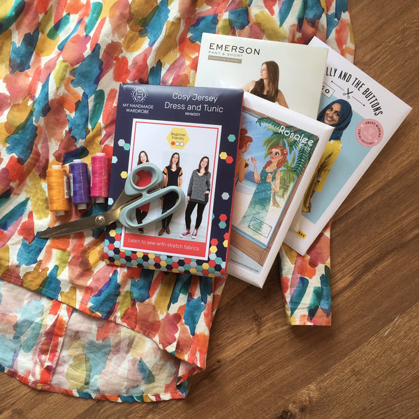 Dressmaking - Introduction to Dressmaking Patterns
