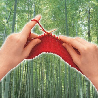 33cm long Bamboo Knitting Needles - Different Sizes