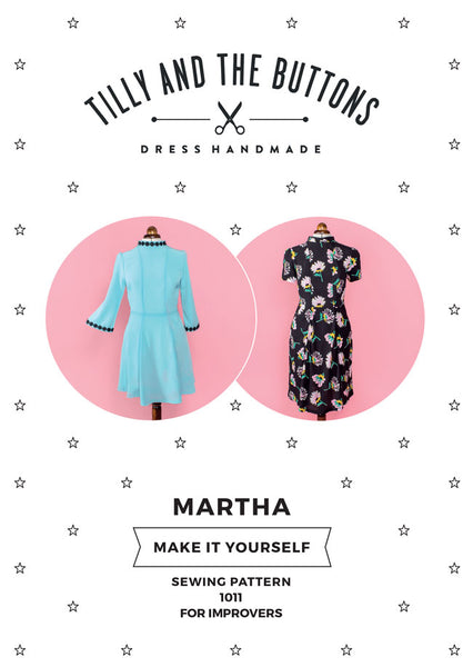 Tilly and the Buttons Martha Dress