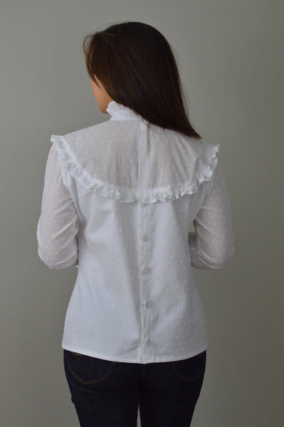 Nina Lee Bloomsbury Blouse