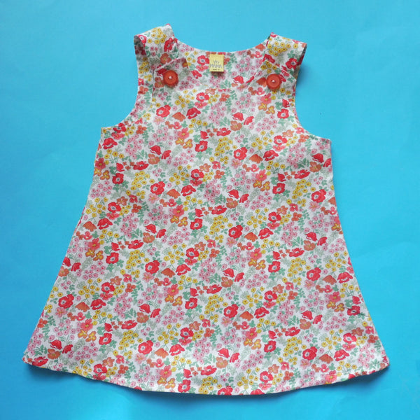 Learn to Sew - Kids Pinny Dress