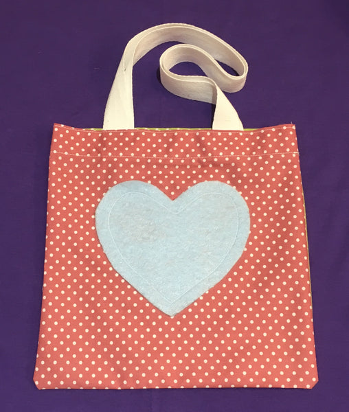 Family Sewing Session: Make an tote bag