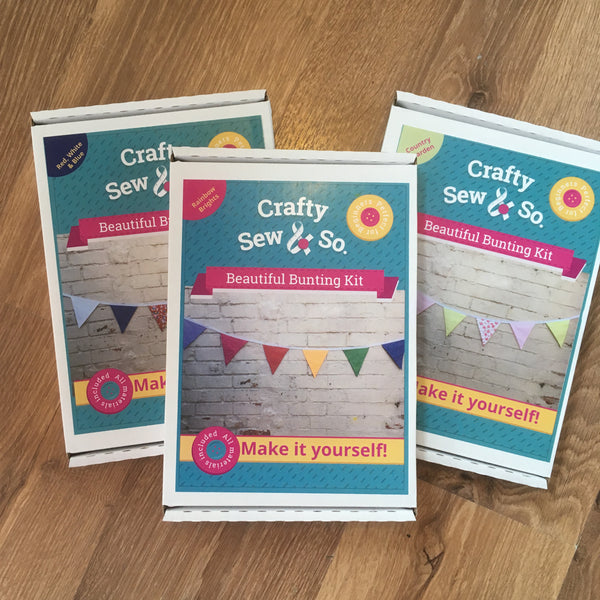 Beautiful Bunting Kit