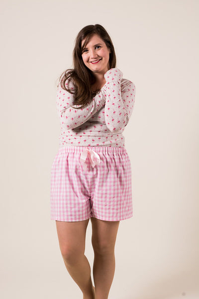 Learn to Sew - Sleepshorts