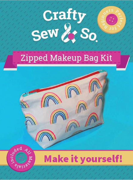 Rainbow Make-up Bag Kit