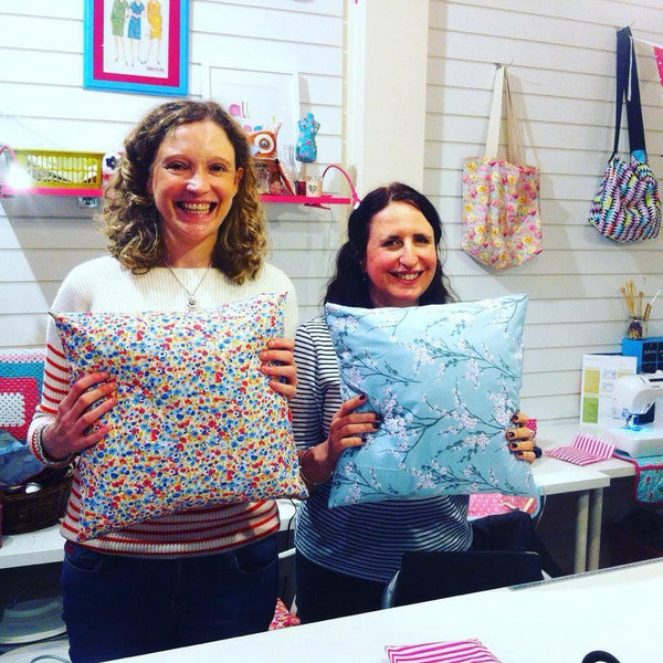 Live Online Workshop - Start As You Mean To Sew On Beginners Sewing Class