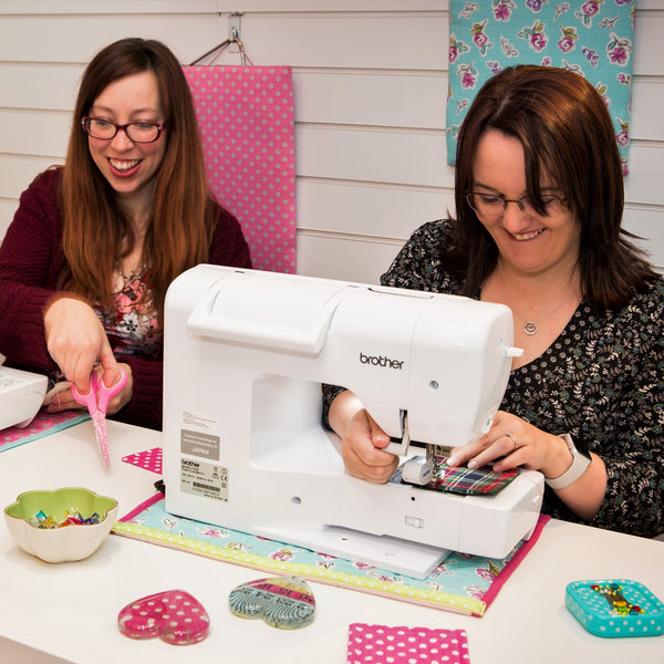 Tuesday Night Sewing Club!