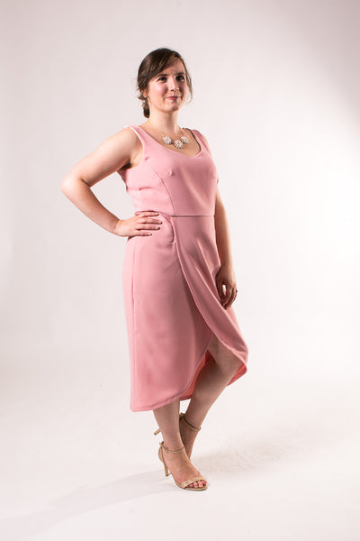 My Handmade Wardrobe Ready to Party Dress PDF Pattern