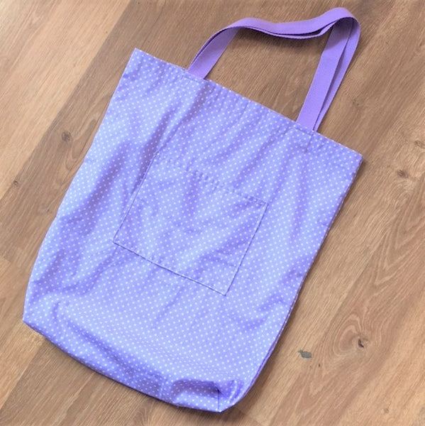 Learn to Sew- Tote Bag