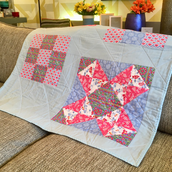 Make Your First Quilt - Four Week Course