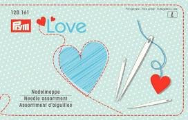 Prym Love Needle Assortment and threader