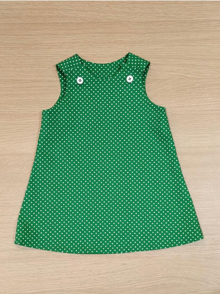 Crafty Sew & So Kids Pinny Dress PDF Pattern