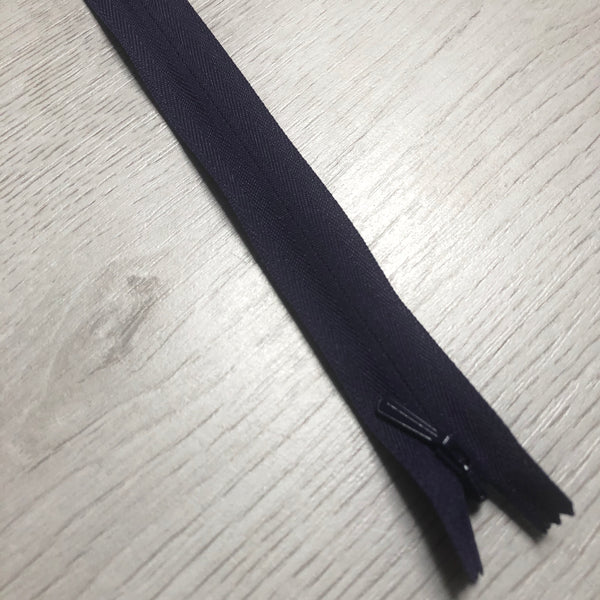 "YKK 9"" Invisible Zips"