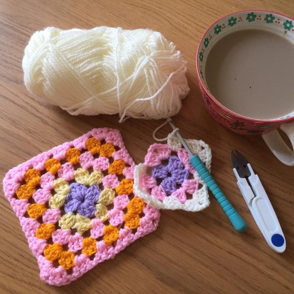 Learn to Crochet Four Week Course