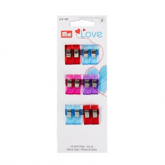 Prym Love Fabric Clips