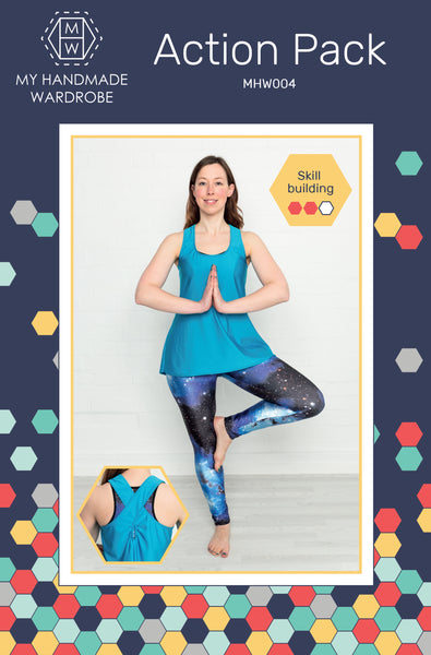 Live Online Workshop - Leggings