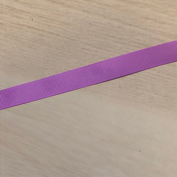 Orchard Pink Grosgrain Ribbon 10mm