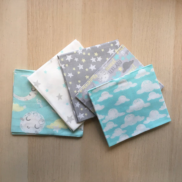 Goodnight Sweet Dreams Fat Quarter Bundle