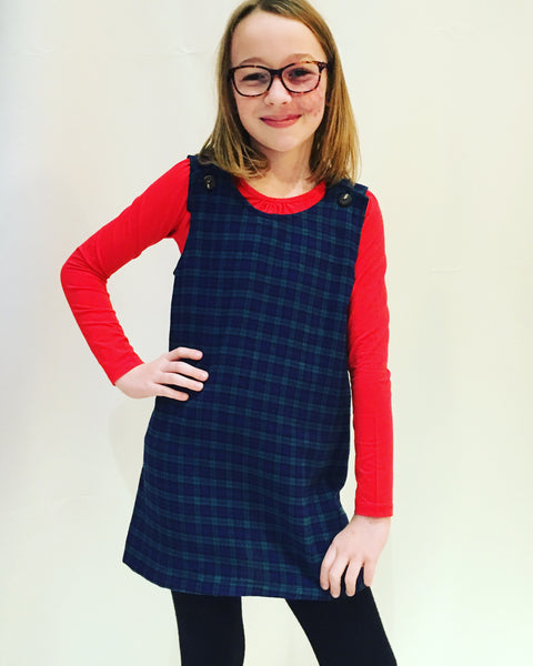 Crafty Sew & So Mini Pinny Dress PDF Pattern