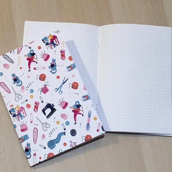 Sewists Notebook Bundle