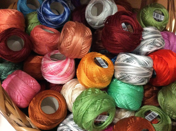 Perle Thread