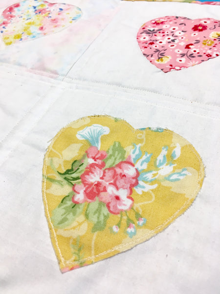 Patchwork and Quilting - Intro to Applique