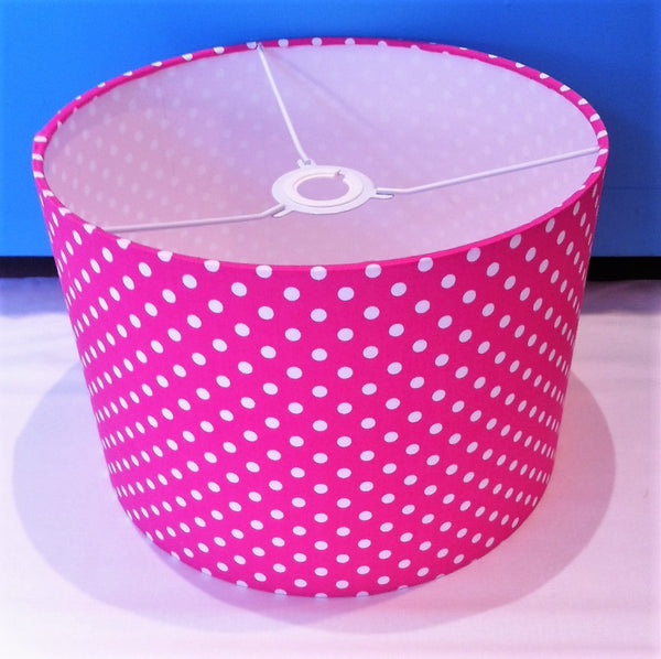 Homewares - Lampshades with Sewphies