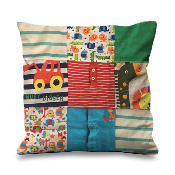 Live Online Workshop - Patchwork Memory Cushion