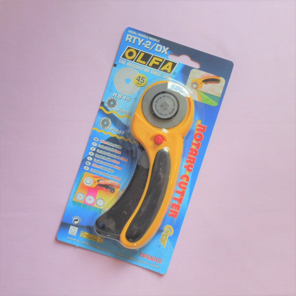 Olfa Comfort Grip Rotary Cutter 45mm