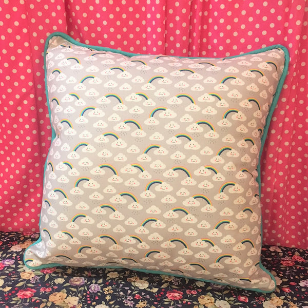 Live Online Workshop - Piped cushion cover