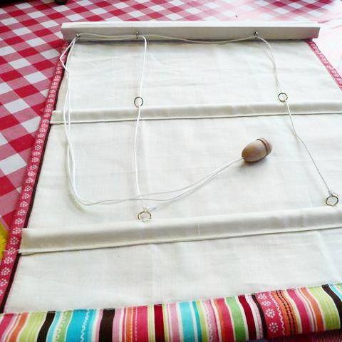 Homewares - Learn how to make Roman Blinds