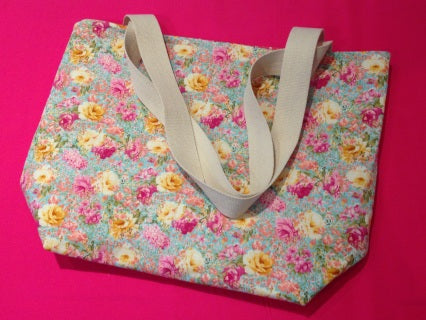 Learn to Sew - Shopping bag