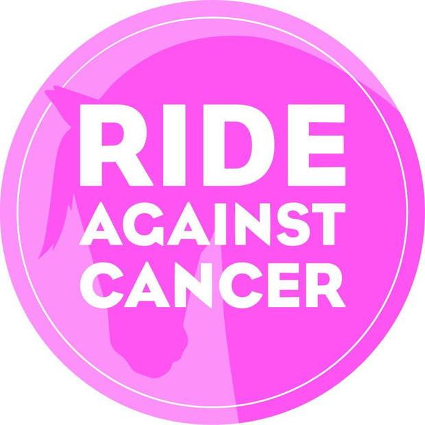 Ride Against Cancer Clydesdale