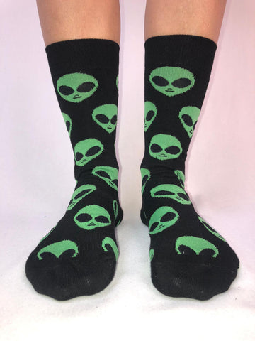 Calcetines Cool Alien