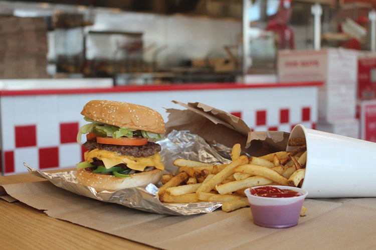 Five Guys burgers & Fries01