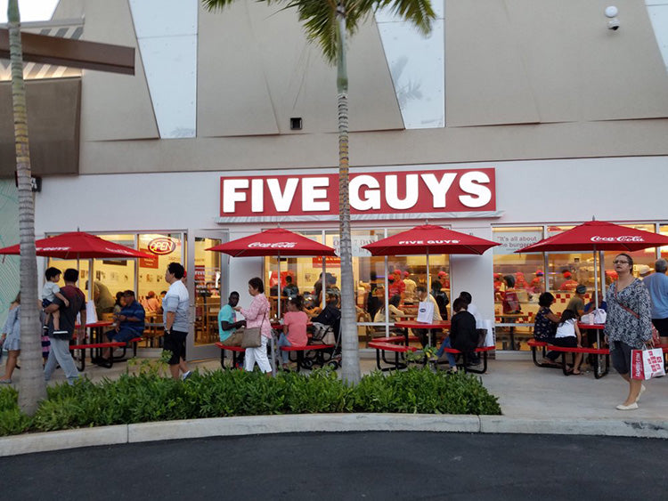 Five Guys burgers & Fries02