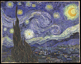 Paint Your Own Van Gogh / Van Gogh Painting Monday / Ianuarie-Martie